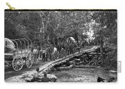 The Civil War: Soldiers Carry-all Pouch