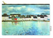 The Claddagh Galway Carry-all Pouch
