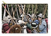 The Clash Of The Pikemen Carry-all Pouch