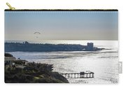 The Cliffs, Ocean And Sky At La Jolla, California Carry-all Pouch