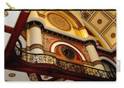 The Clock In The Union Station Nashville Carry-all Pouch