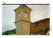 The Clock Tower At Shanklin Carry-all Pouch