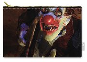 The Clown Carry-all Pouch by Mary Hood