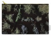 The Collection Of Lichens Carry-all Pouch