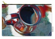 The Color Of Coffee Carry-all Pouch