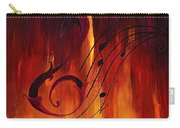 The Color Of Music Carry-all Pouch