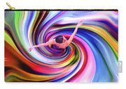 The Colorful Ballet Dress Carry-all Pouch