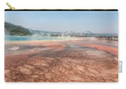 The Colorful Grand Prismatic Spring Carry-all Pouch