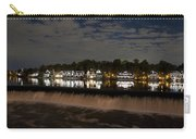 The Colorful Lights Of Boathouse Row Carry-all Pouch