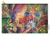 The Colors Of Spring. The Original Can Be Purchased Directly From Www.elenakotliarker.com Carry-all Pouch
