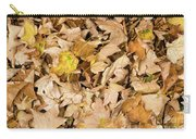 The Colors Of The Leaves In Autumn Carry-all Pouch