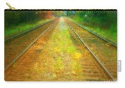 The Colour Along The Tracks Carry-all Pouch