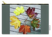 The Colours Of Autumn Carry-all Pouch