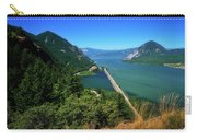 The Columbia Gorge National Scenic Area Carry-all Pouch