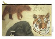 The Columbus, Oh Zoo Carry-all Pouch
