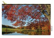 The Comfort Of Autumn Carry-all Pouch