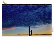 Courtship Of The Seven Sisters Carry-all Pouch