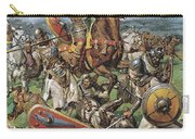 The Coming Of The Conqueror Carry-all Pouch