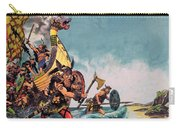 The Coming Of The Vikings Carry-all Pouch