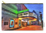 The Commodore Theatre, Portsmouth, Va Carry-all Pouch