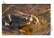 The Common Toad 1 Carry-all Pouch