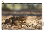 The Common Toad 4 Carry-all Pouch