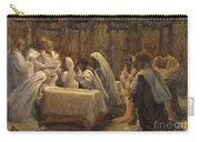 The Communion Of The Apostles Carry-all Pouch