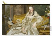The Comtesse D'egmont Pignatelli In Spanish Costume Carry-all Pouch