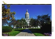 The Connecticut State Capitol Carry-all Pouch