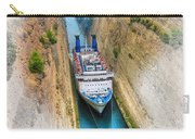 The Corinth Canal  Carry-all Pouch