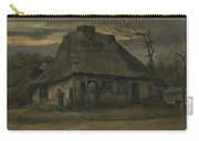 The Cottage Nuenen, May 1885 Vincent Van Gogh 1853  1890  Carry-all Pouch