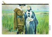 The Courtship Of Miles Standish Carry-all Pouch
