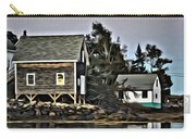 The Cove At Dusk Carry-all Pouch