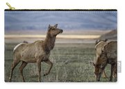 The Cow Elk Carry-all Pouch