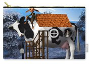 The Cow House Carry-all Pouch