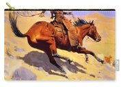 The Cowboy 1902 Carry-all Pouch