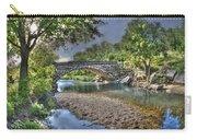 The Crabb Creek Bridge Carry-all Pouch