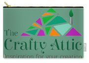 The Crafty Attic Carry-all Pouch