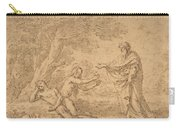 The Creation Of Eve  Carry-all Pouch