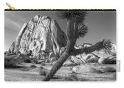 The Crooked Joshua Tree Carry-all Pouch