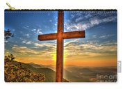 The Cross The Choice Pretty Place Chapel Greenville South Carolina Art Carry-all Pouch