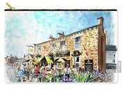 The Crown Hotel In Hawes Carry-all Pouch