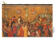 The Crucifixion Carry-all Pouch