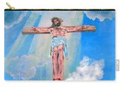 The Crucifixion Daytime Carry-all Pouch