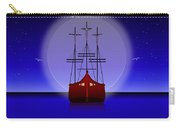 The Crucifixion On The Sea Carry-all Pouch
