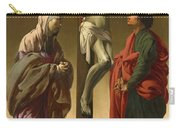 The Crucifixion With The Virgin And Saint John Carry-all Pouch