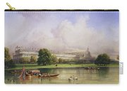 The Crystal Palace Seen From The Serpentine Carry-all Pouch