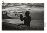 The Cuban Trumpeter 1 Carry-all Pouch