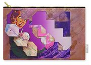 The Cubist Scream Carry-all Pouch