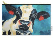 The Curious Cow Carry-all Pouch
